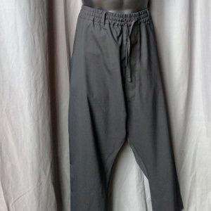 Vivienne Westwood Pants - Vivienne Westwood Man Black Men's Wool Pants